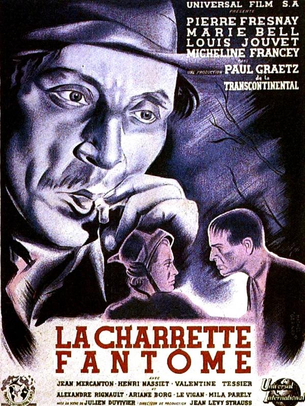La Charrette fantôme | Duvivier, Julien (Réalisateur)