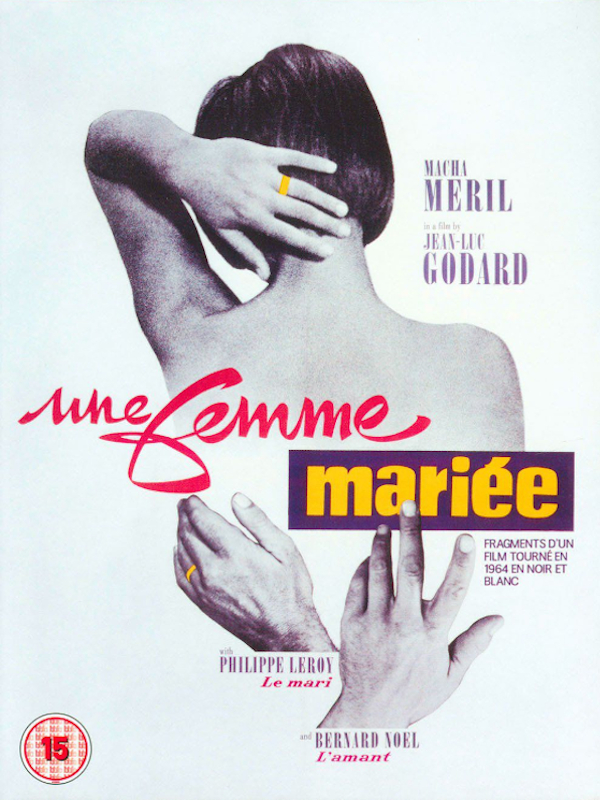 Une femme mariée | Godard, Jean-Luc (Réalisateur)