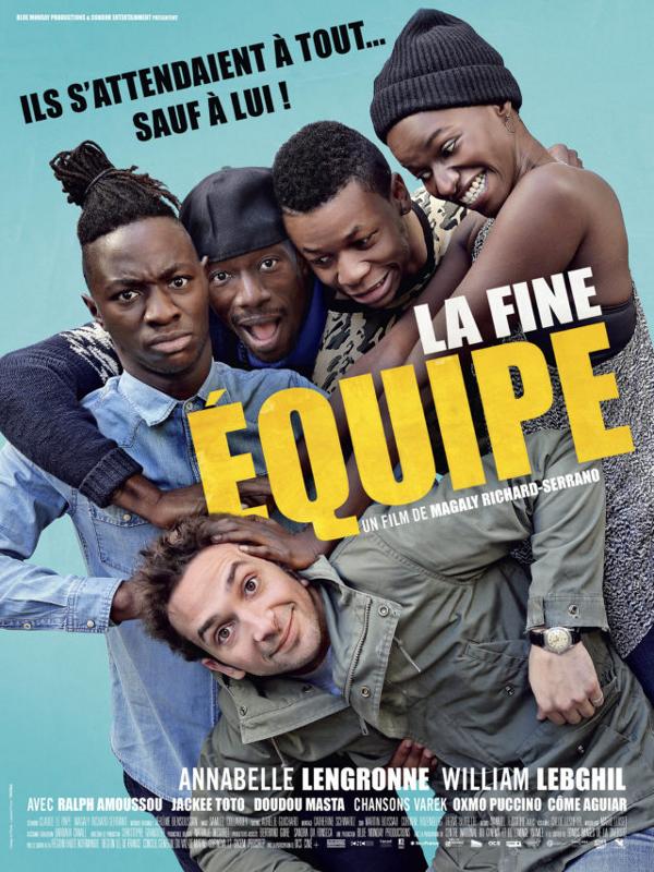 La Fine équipe | Richard-Serrano, Magaly (Réalisateur)