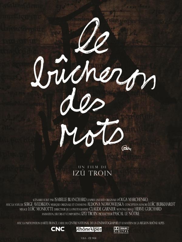Le Bûcheron des mots | Troin, Izù (Réalisateur)