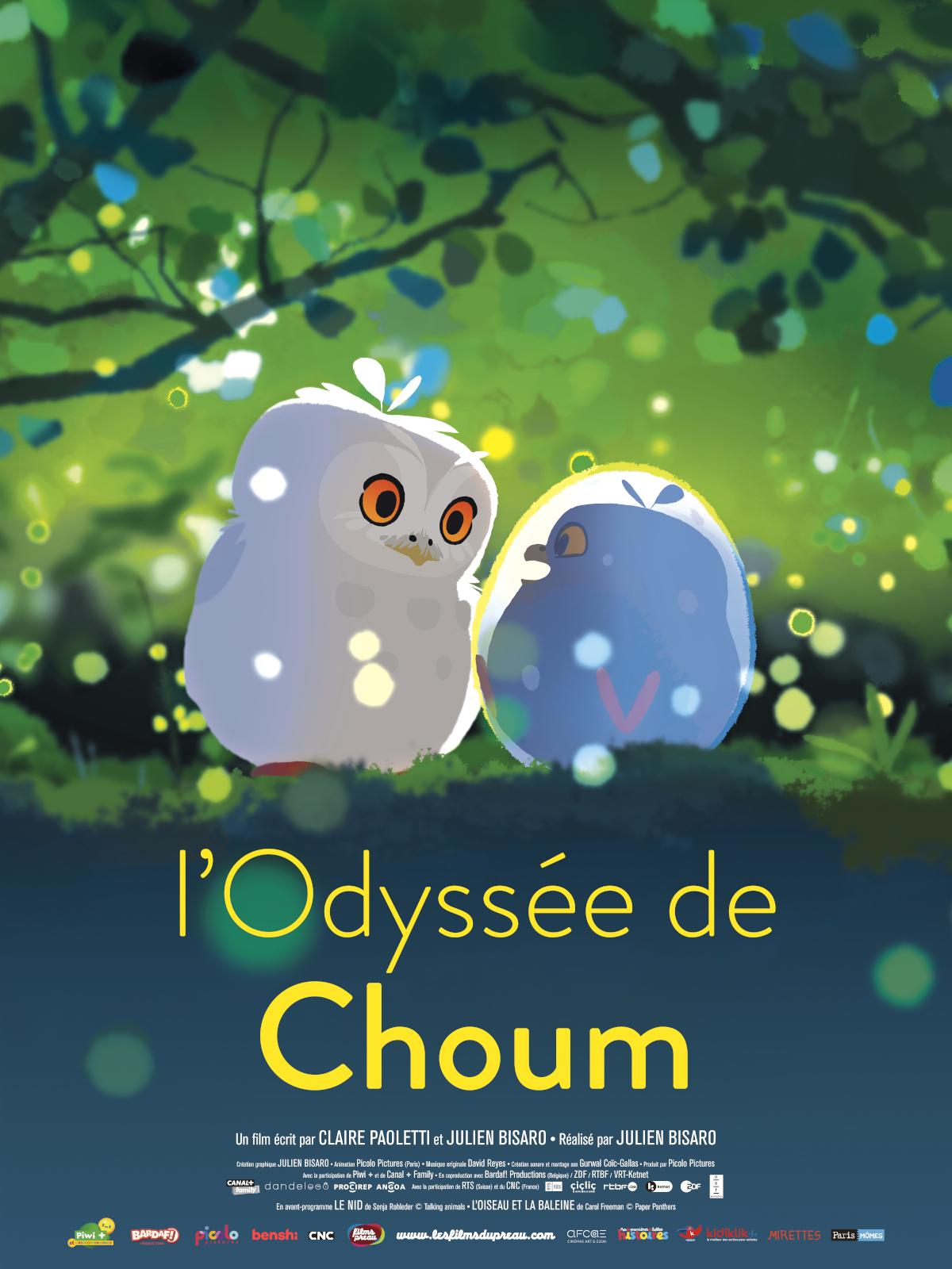 L'Odyssée de Choum | Julien Bisaro,  (Réalisateur)