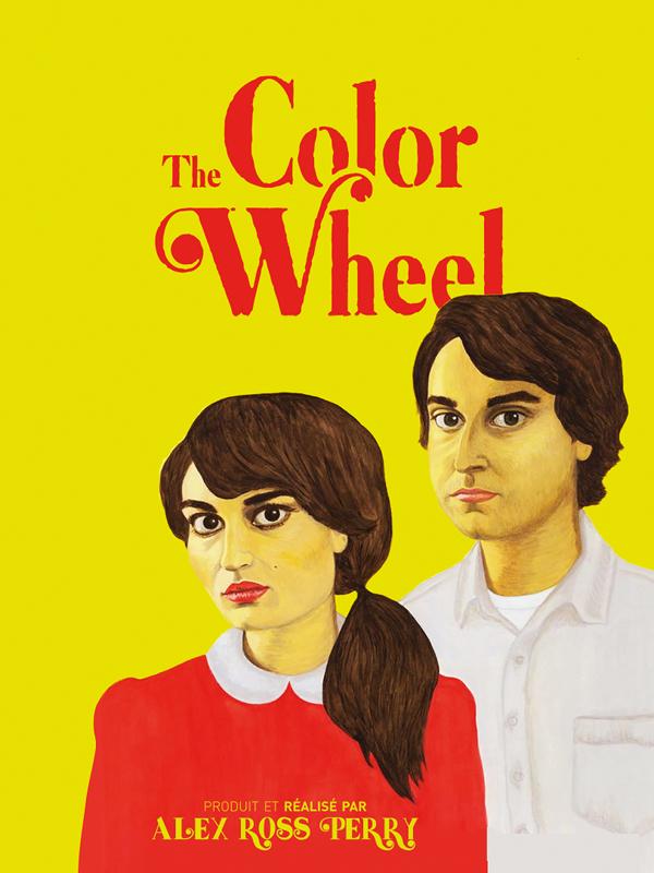 "Afficher ""The Color Wheel"""