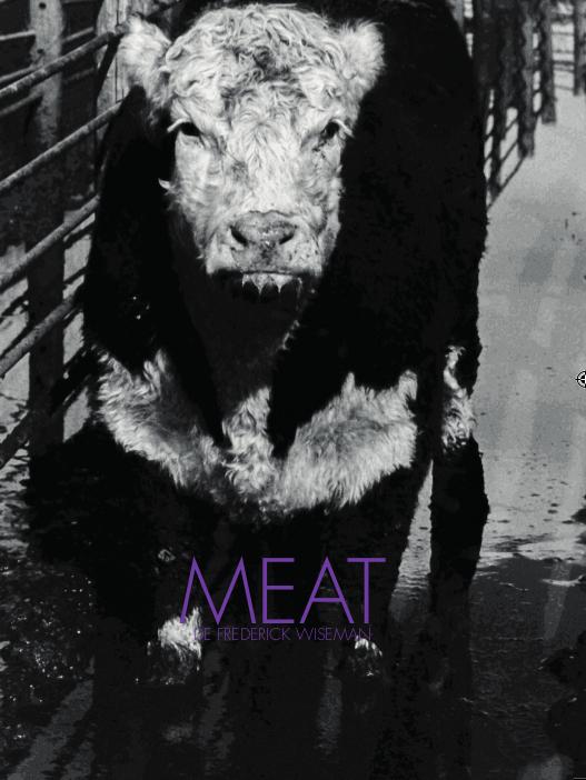 Meat | Wiseman, Frederick (Réalisateur)