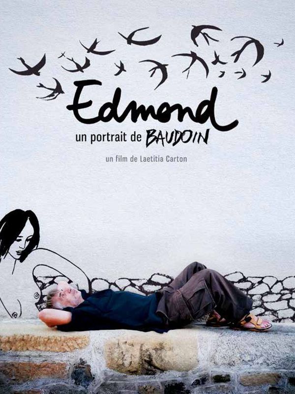 Edmond, un portrait de Baudoin | Carton, Lætitia (Réalisateur)