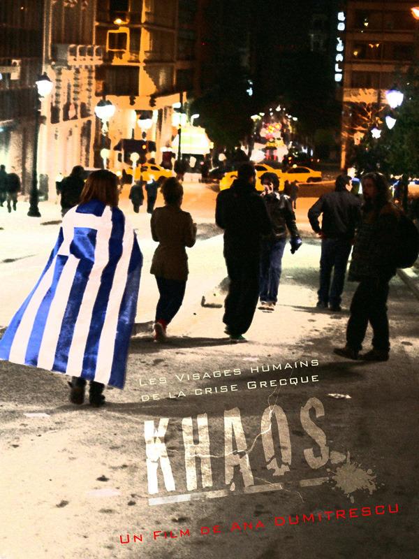 Khaos, les visages humains de la crise grecque | Dumitrescu, Ana (Réalisateur)