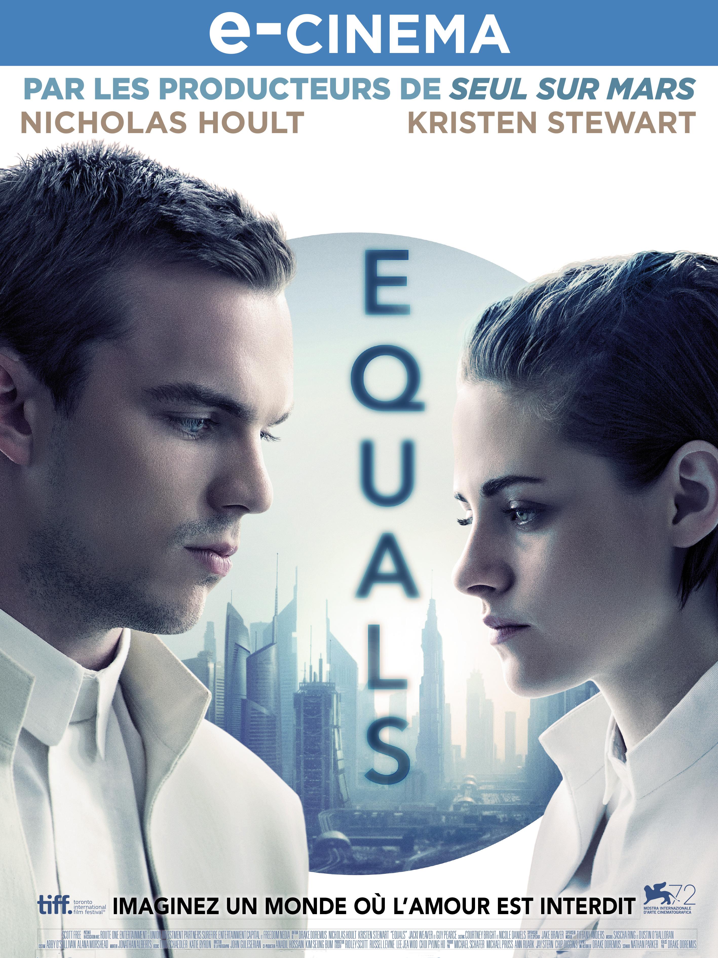 Equals | Doremus, Drake (Réalisateur)
