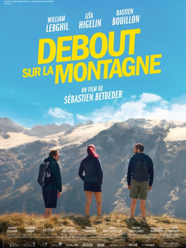 Debout sur la montagne | Betbeder, Sebastien (Réalisateur)