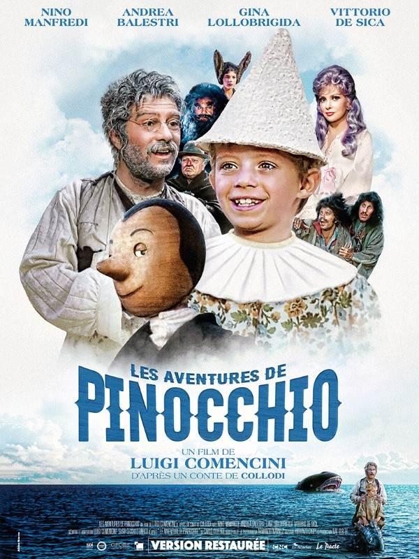 Les Aventures de Pinocchio | Comencini, Luigi (Réalisateur)