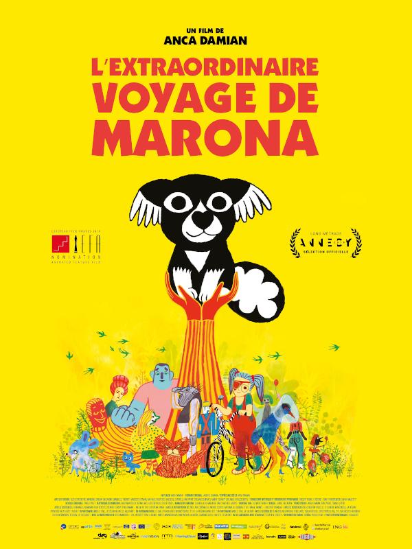 L'Extraordinaire voyage de Marona | Damian, Anca (Réalisateur)