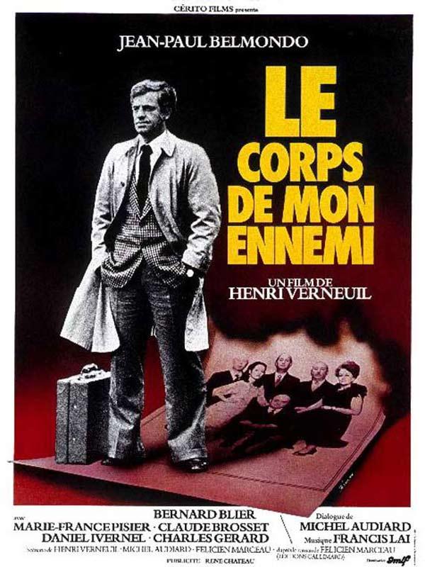 """Afficher """"Le Corps de mon ennemi"""""""
