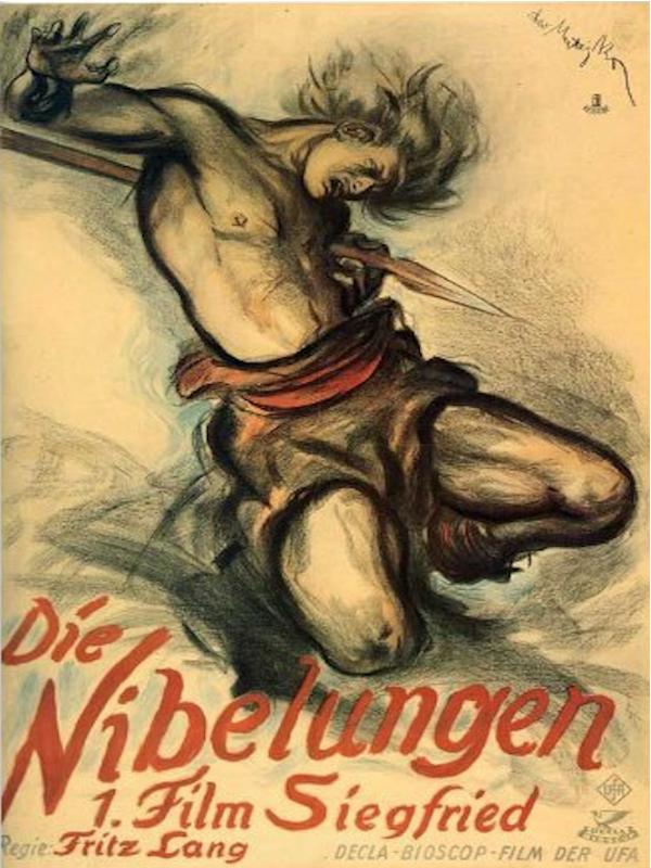 Les Nibelungen : la mort de Siegfried | Lang, Fritz (Réalisateur)