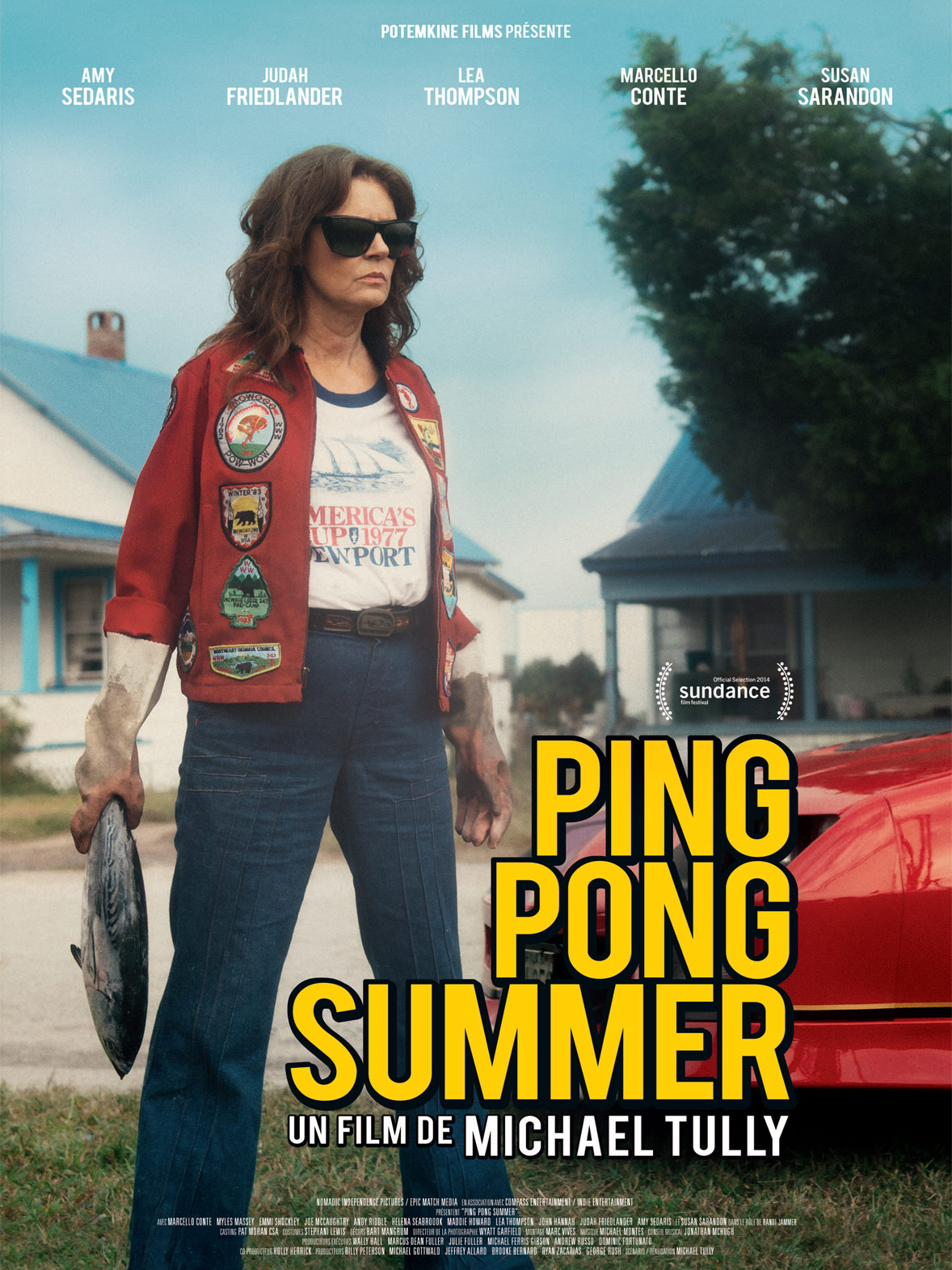 Ping Pong Summer | Tully, Michael (Réalisateur)