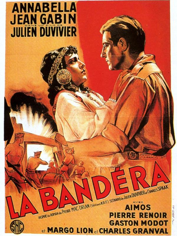 La Bandera | Duvivier, Julien (Réalisateur)