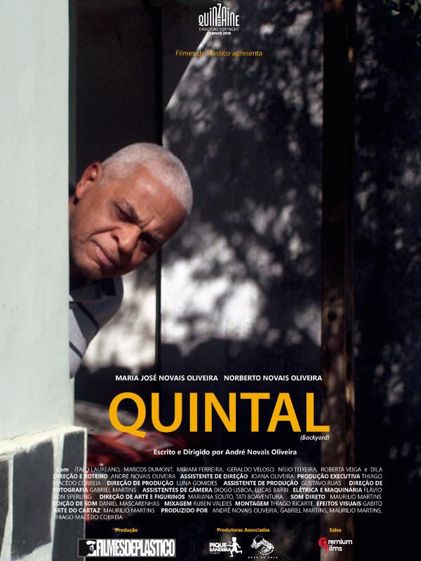 Quintal | Novais Oliveira, André (Réalisateur)