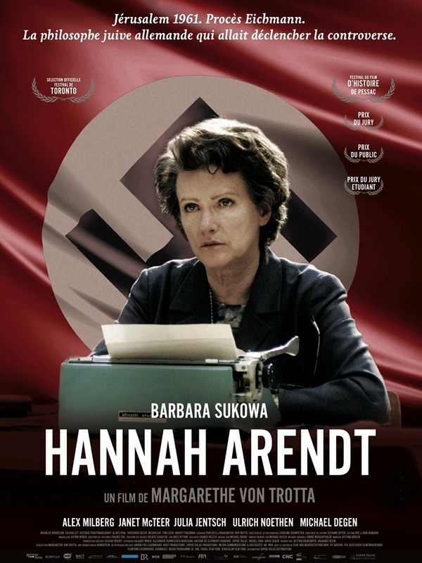 Hannah Arendt | Von Trotta, Margarethe (Réalisateur)