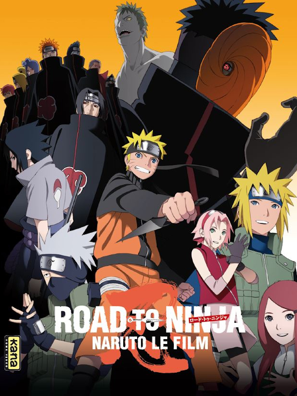 Naruto, le film : Road to Ninja | Date, Hayato (Réalisateur)
