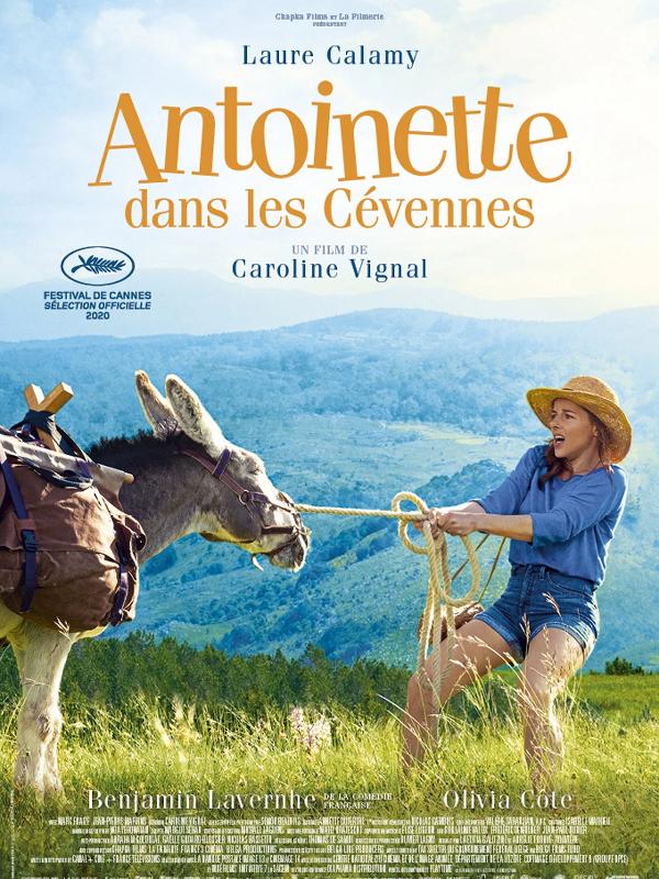 Antoinette dans les Cévennes | Vignal, Caroline (Réalisateur)