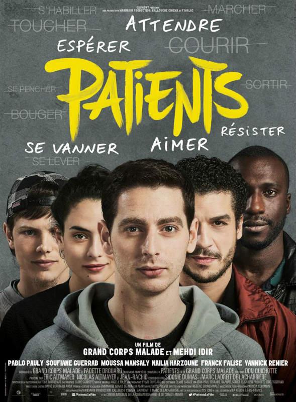 Patients | Idir, Mehdi (Réalisateur)