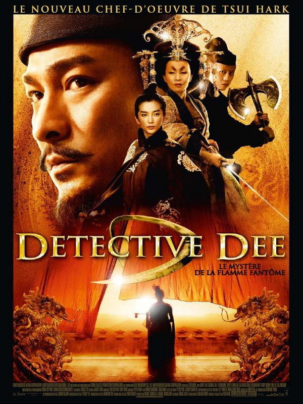 Détective Dee : Le Mystère de la flamme fantôme | Tsui, Hark (Réalisateur)