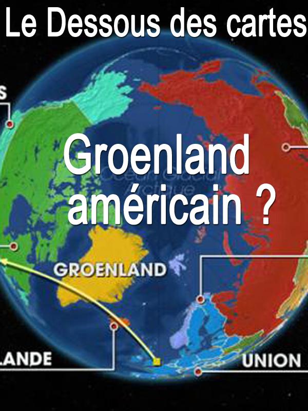 Le Dessous des cartes - Groenland américain ? | Ozil, Didier (Réalisateur)