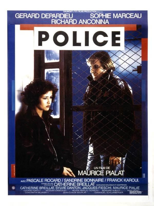 Police | Pialat, Maurice (Réalisateur)