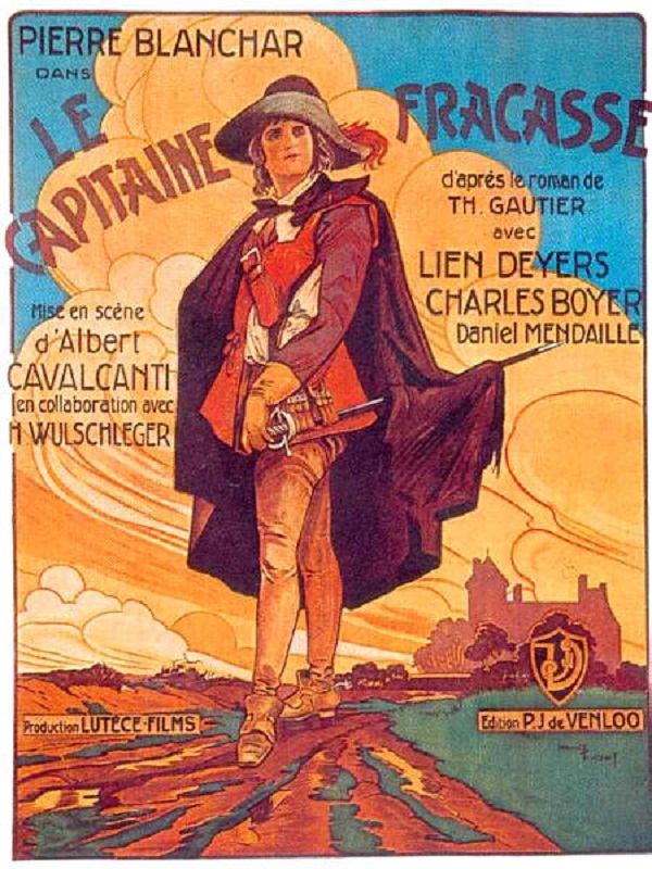 "Afficher ""Le Capitaine Fracasse"""