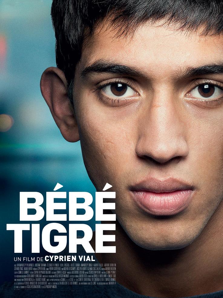 Bébé tigre | Vial, Cyprien (Réalisateur)