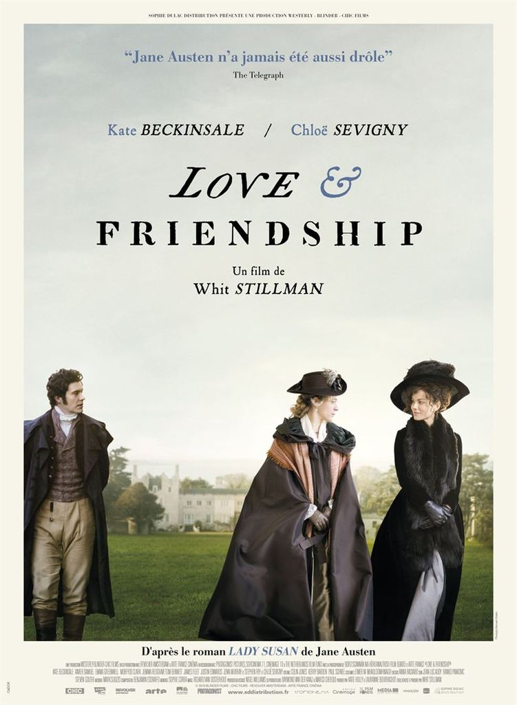 Love & Friendship | Stillman, Whit (Réalisateur)