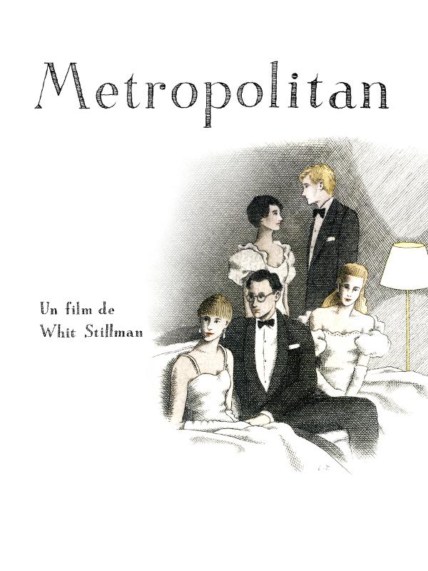 Metropolitan | Stillman, Whit (Réalisateur)