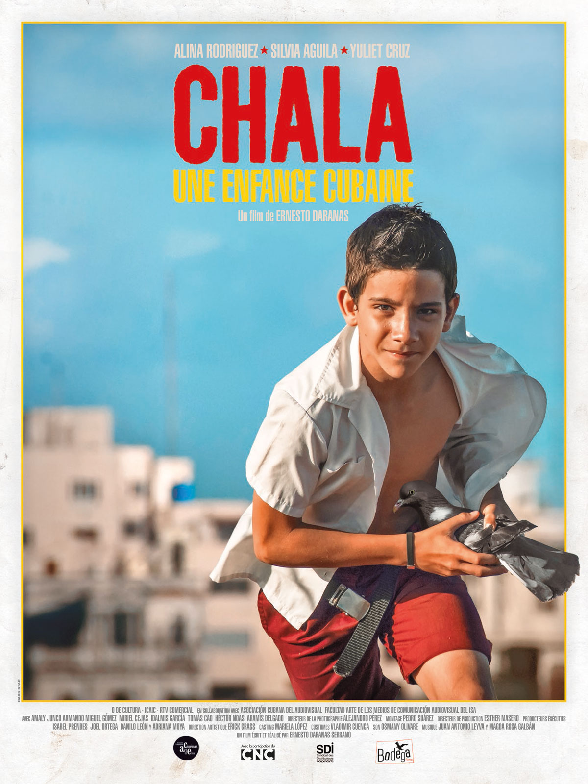 Chala, une enfance cubaine | Daranas, Ernesto (Réalisateur)