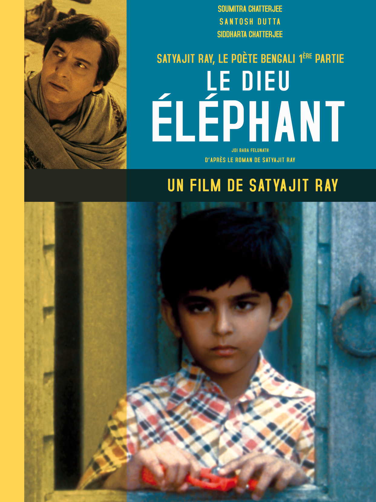 Le Dieu éléphant | Ray, Satyajit (Réalisateur)