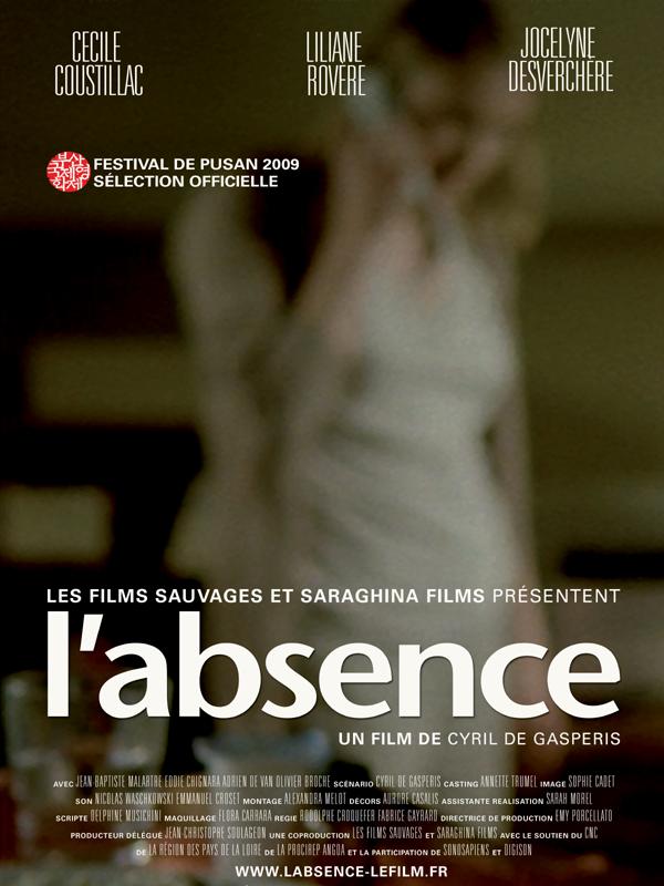 L'Absence | de Gasperis, Cyril (Réalisateur)