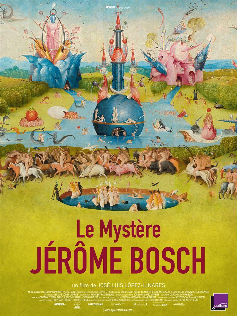Le Mystère Jérôme Bosch | Lopez Linares, José Luis (Réalisateur)