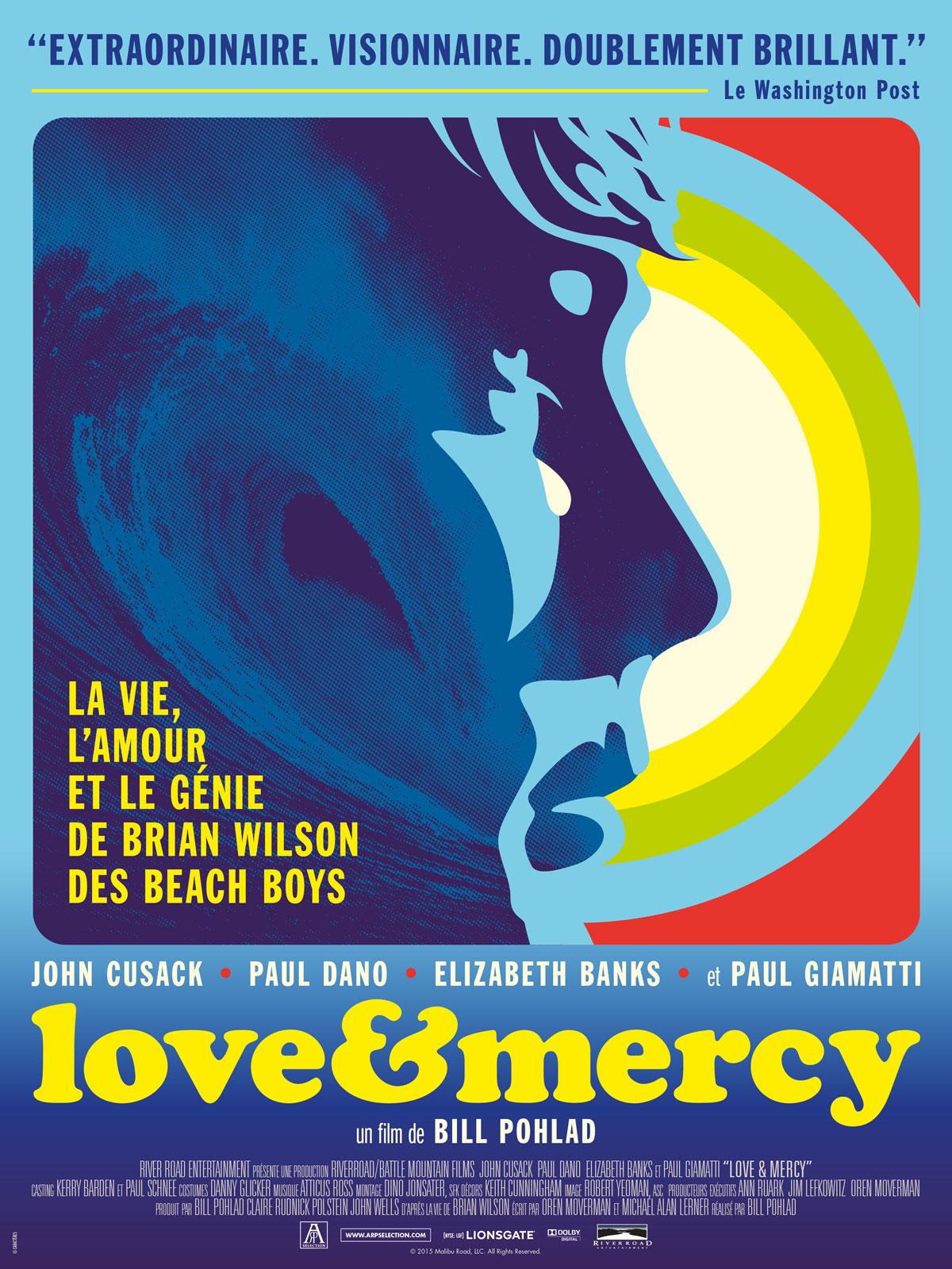 Love & Mercy | Pohlad, Bill (Réalisateur)