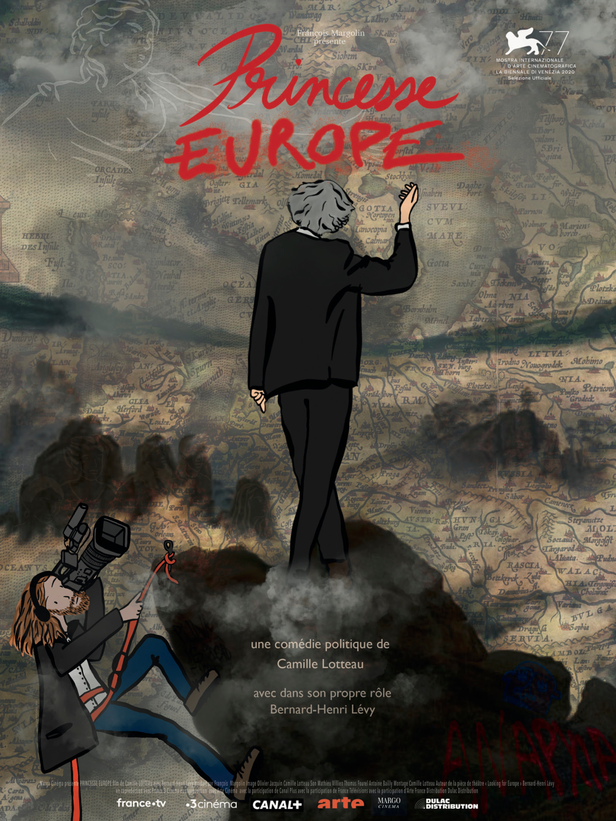 Princesse Europe | Lotteau, Camille (Réalisateur)