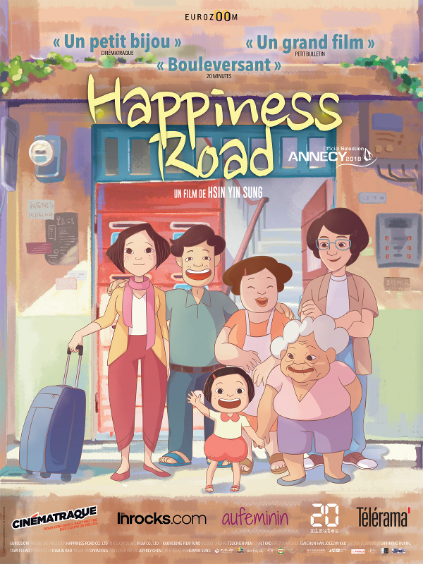 Happiness Road | Sung, Hsin Yin (Réalisateur)