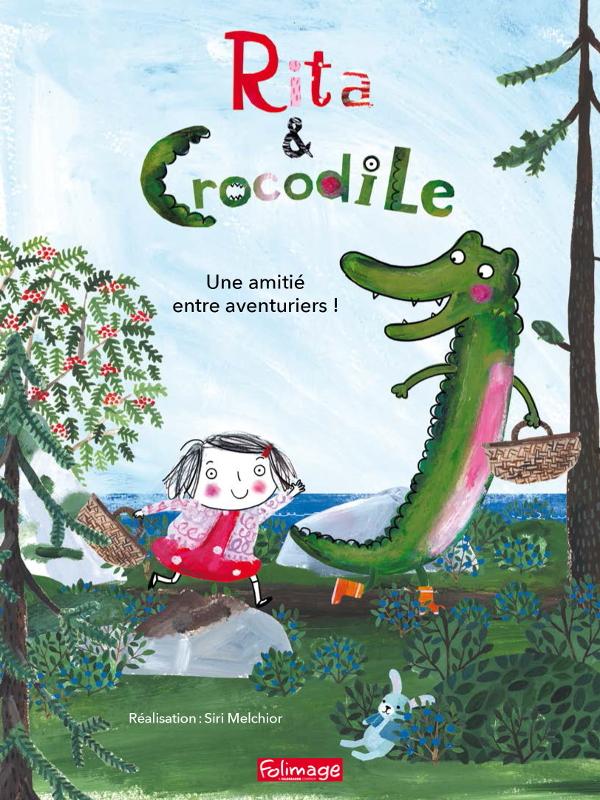 Rita & Crocodile | Melchior, Siri (Réalisateur)