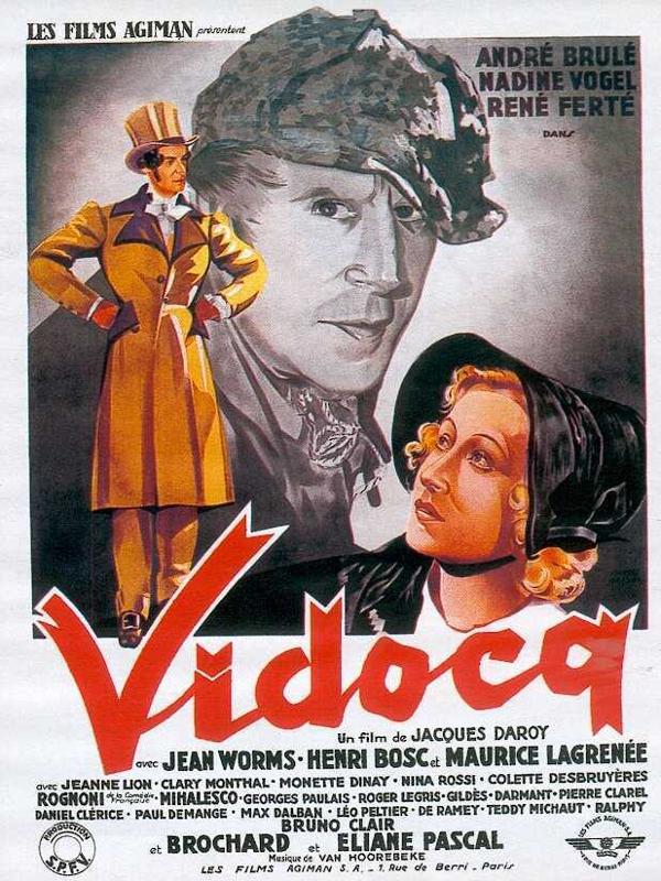 Vidocq | Daroy, Jacques (Réalisateur)