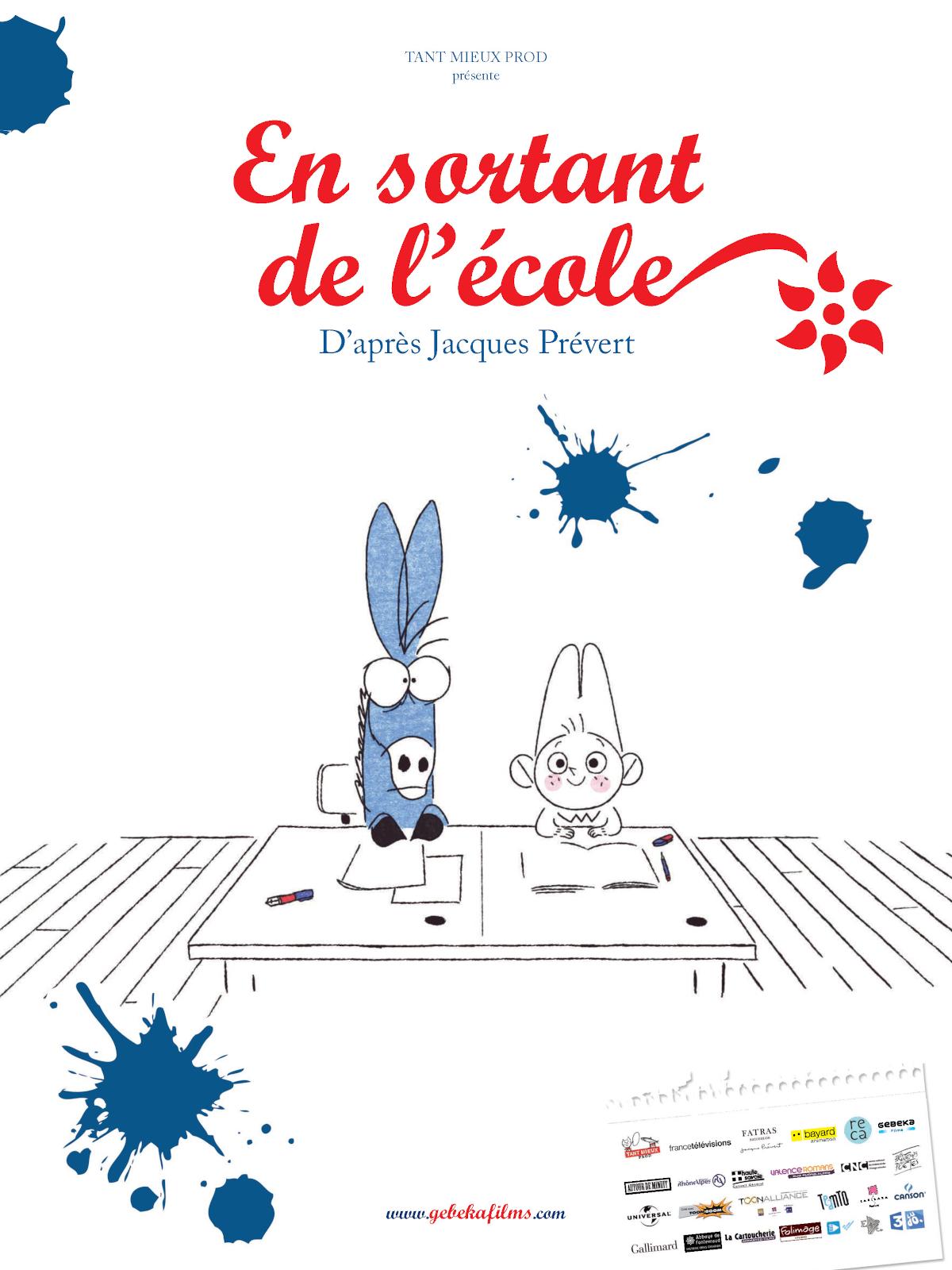 En Sortant de l'école : Jacques Prévert et ses poèmes | Divers,  (Réalisateur)