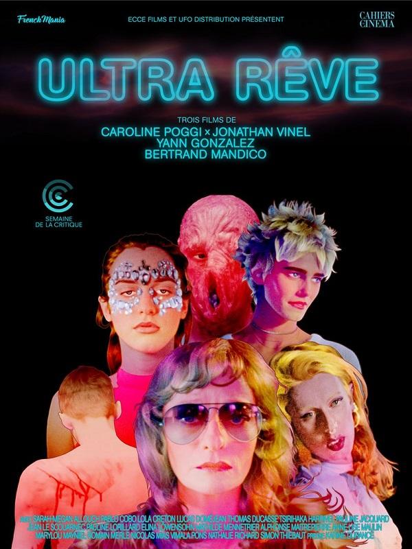 Ultra rêve | Mandico, Bertrand (Réalisateur)