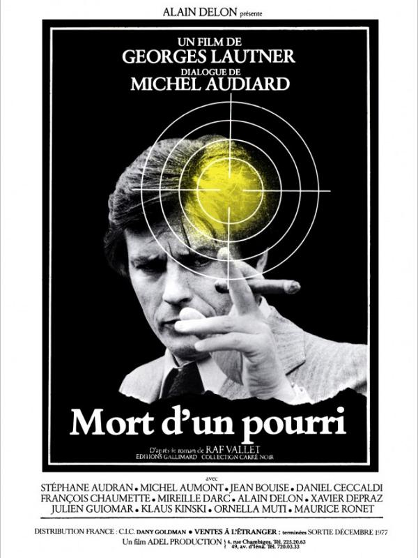 Mort d'un pourri | Lautner, Georges (Réalisateur)