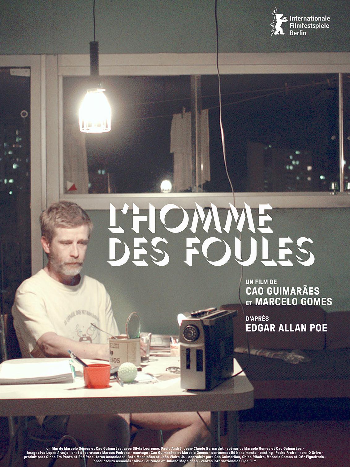 L'Homme des foules | Gomes, Marcelo (Réalisateur)