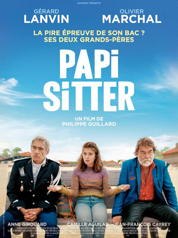 Papi-sitter | Guillard, Philippe (Réalisateur)