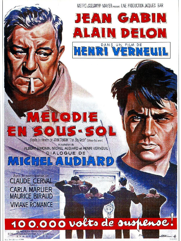 Mélodie en sous-sol | Verneuil, Henri (Réalisateur)