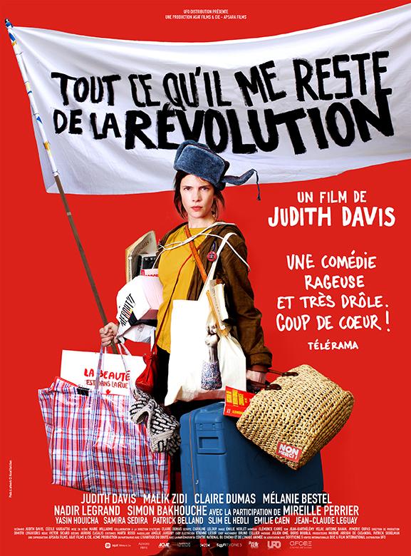 Tout ce qu'il me reste de la révolution | Davis, Judith (Réalisateur)