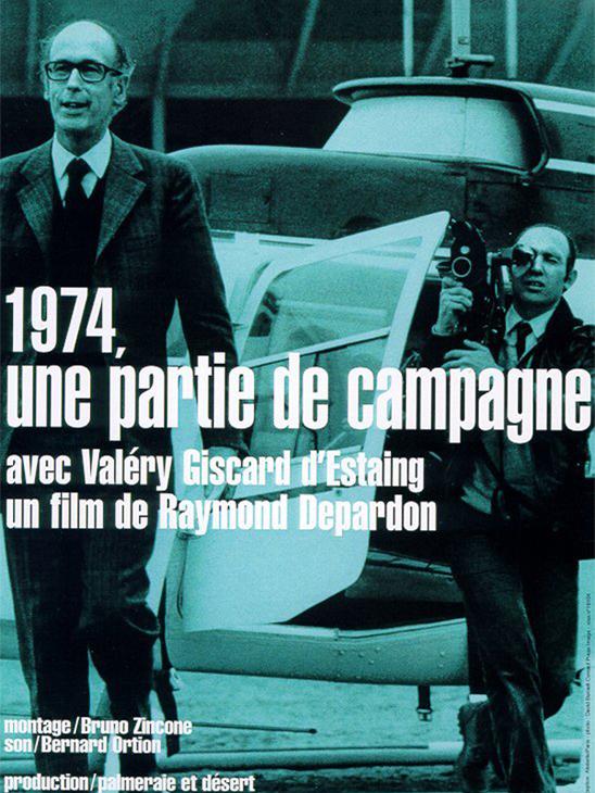 1974, une partie de campagne | Depardon, Raymond (Réalisateur)