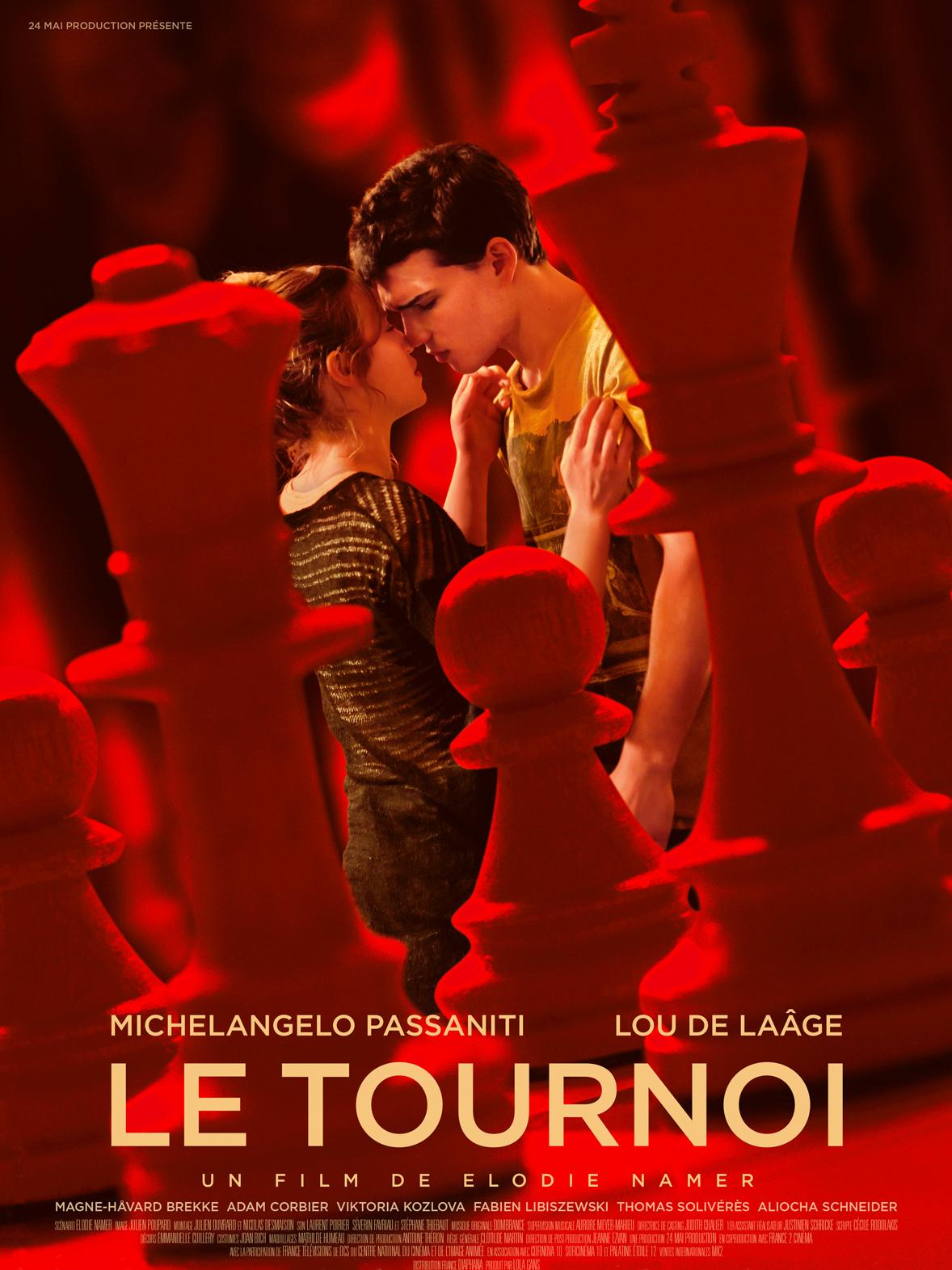 Le Tournoi | Namer, Elodie (Réalisateur)