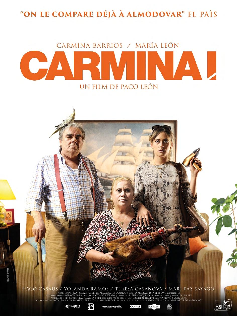 Carmina ! | León, Paco (Réalisateur)