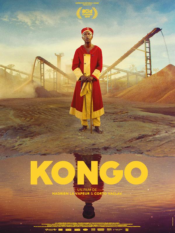 Kongo | La Vapeur, Hadrien (Réalisateur)