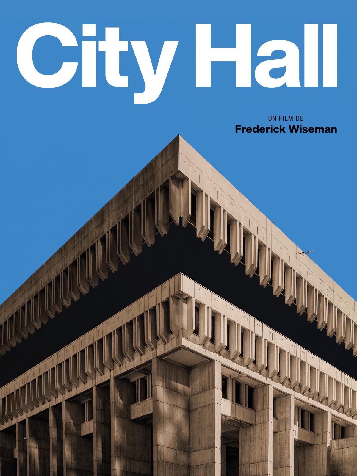 City Hall | Wiseman, Frederick (Réalisateur)